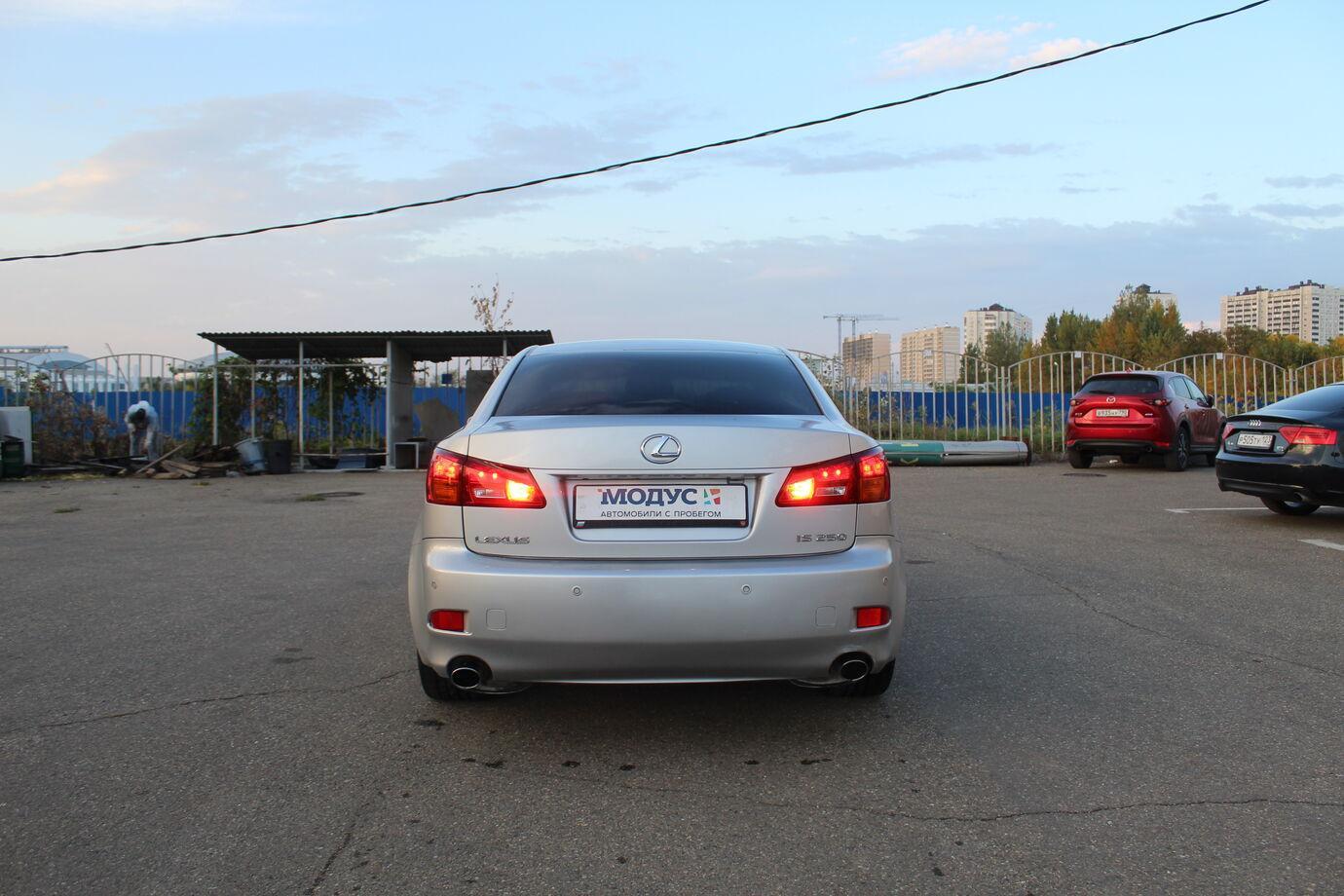 Lexus IS, II 2007г.