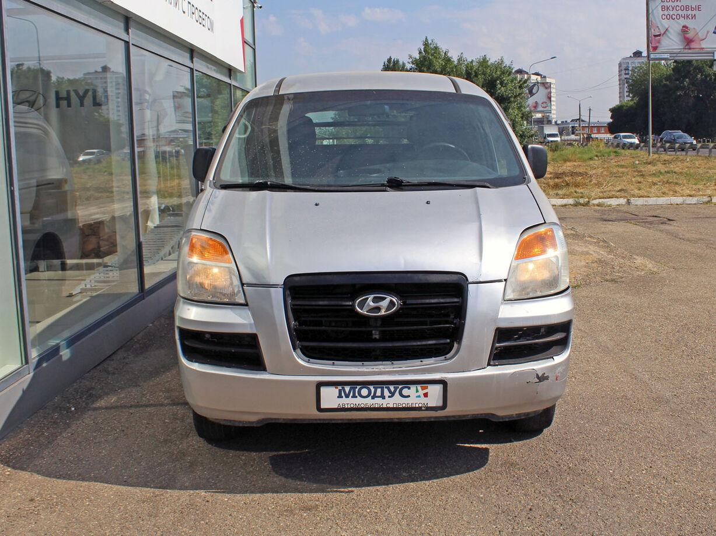 Hyundai Starex, I Рестайлинг 2 2006г.