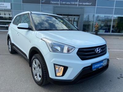 Hyundai Creta, I