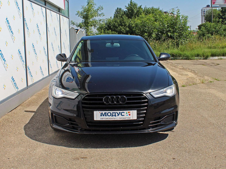 Audi A6, IV (C7) Рестайлинг 2015г.