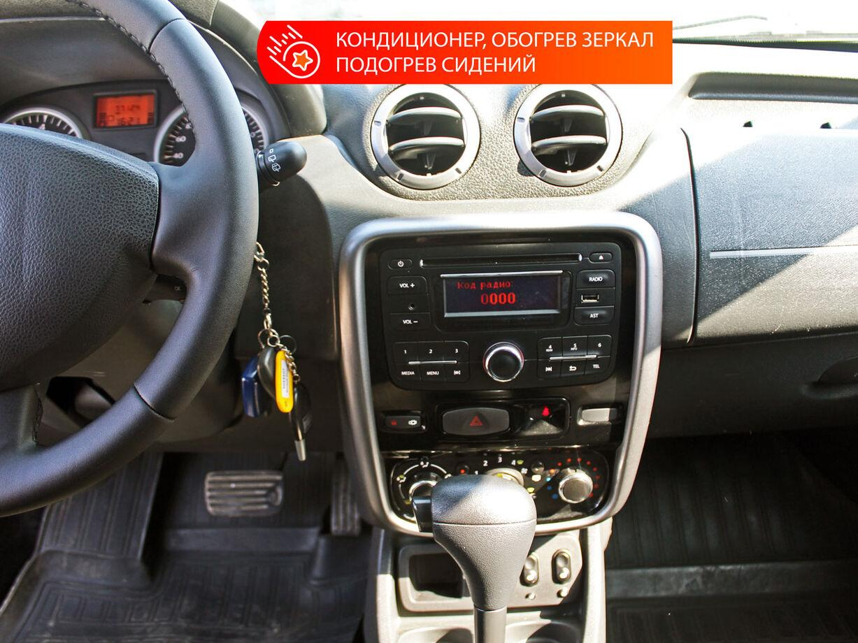Renault Duster, I 2013г.