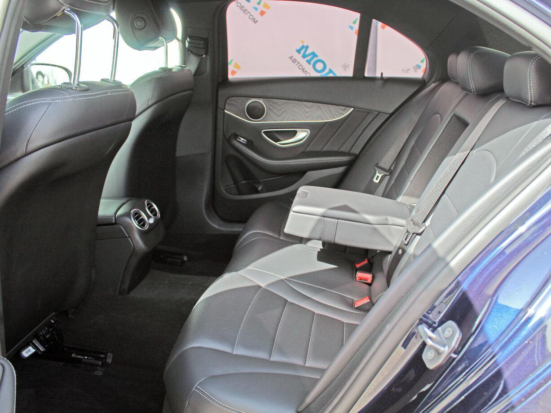 Mercedes-Benz C-Класс, IV (W205) 2017г.