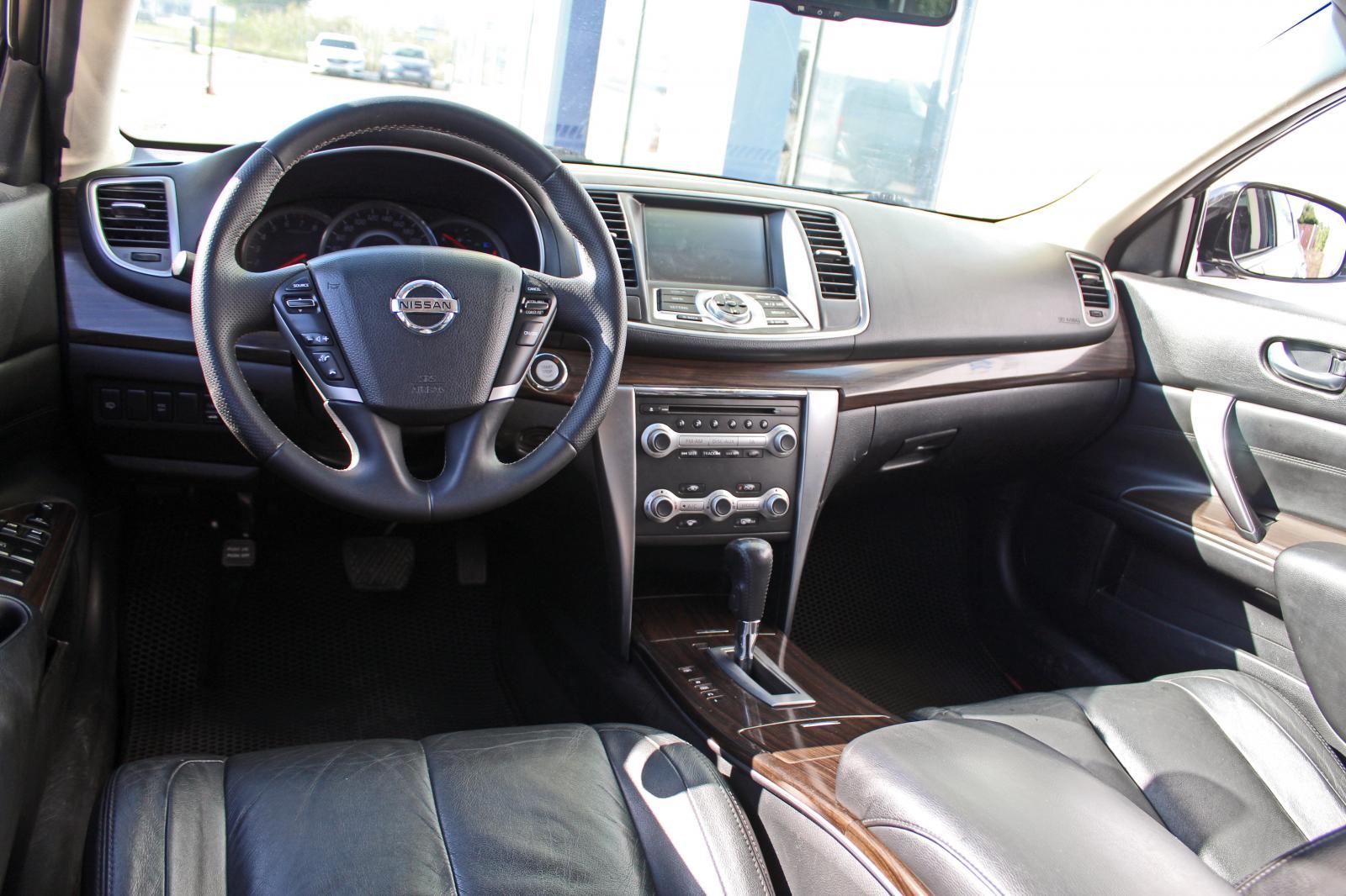 Nissan Teana, II Рестайлинг 2012г.