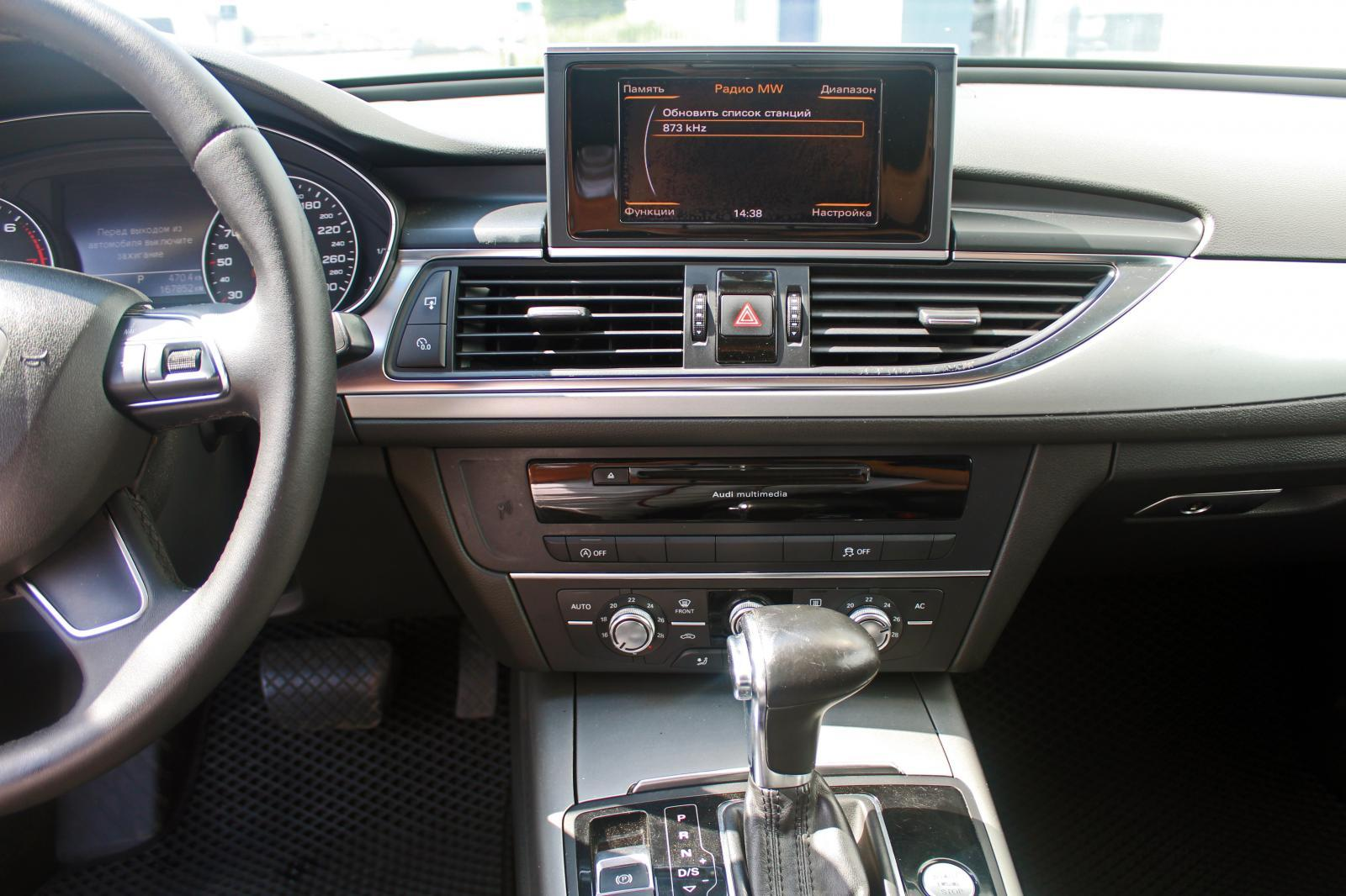 Audi A6, IV (C7) 2012г.