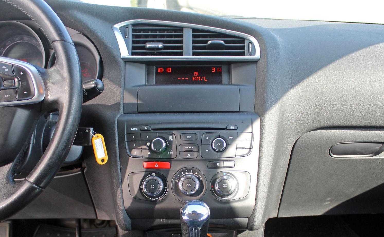 Citroen C4, II 2012г.
