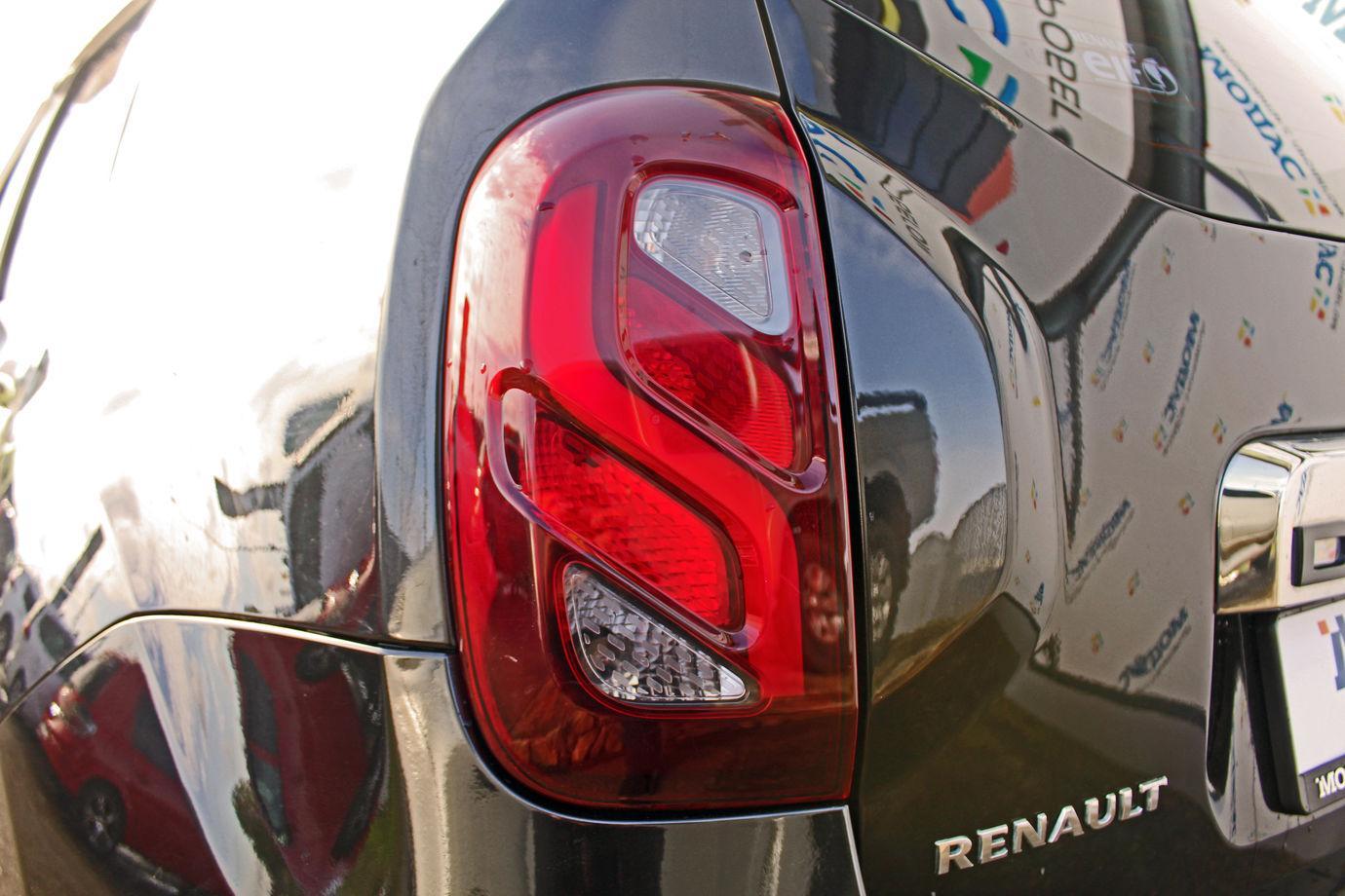 Renault Duster, I Рестайлинг 2016г.