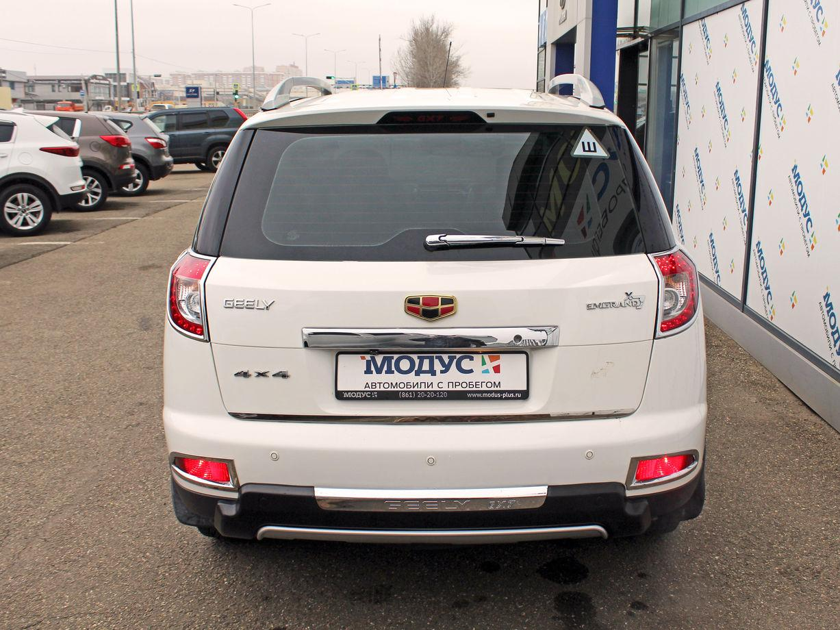 Geely Emgrand X7, I 2015г.