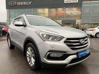 Hyundai Santa Fe, III Рестайлинг
