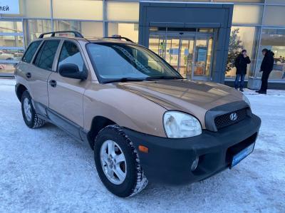 Hyundai Santa Fe, I