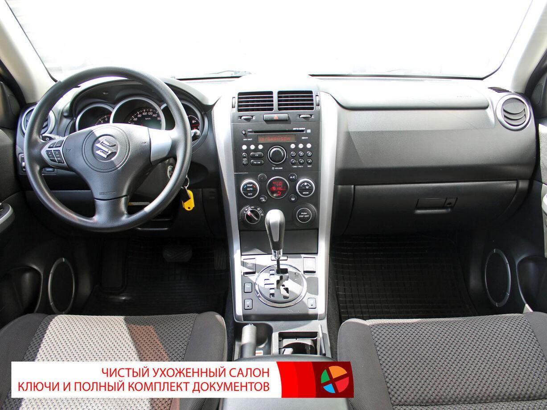 Suzuki Grand Vitara, III Рестайлинг 2010г.