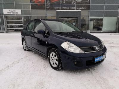 Nissan Tiida, I