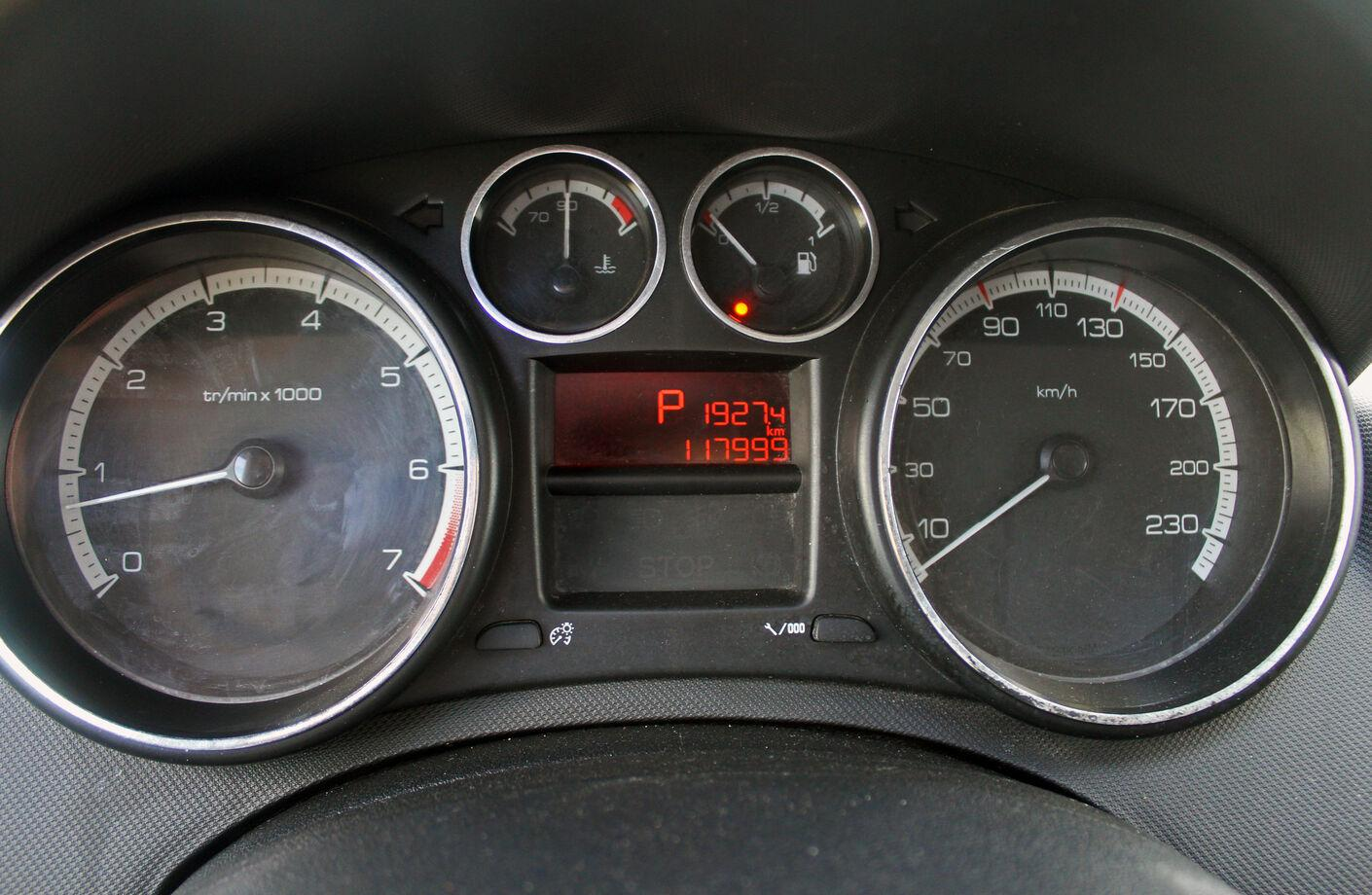 Peugeot 308, I Рестайлинг 2012г.