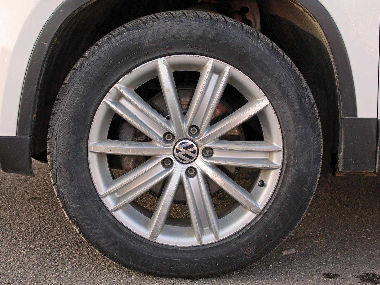 Volkswagen Tiguan, I Рестайлинг 2011г.