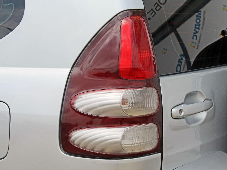 Toyota Land Cruiser Prado, 120 Series 2002г.