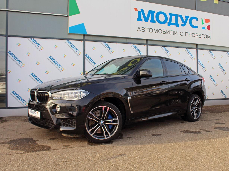 BMW X6 M, II (F86) 2018г.