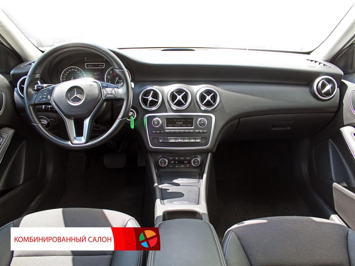 Mercedes-Benz A-Класс, III (W176) 2014г.