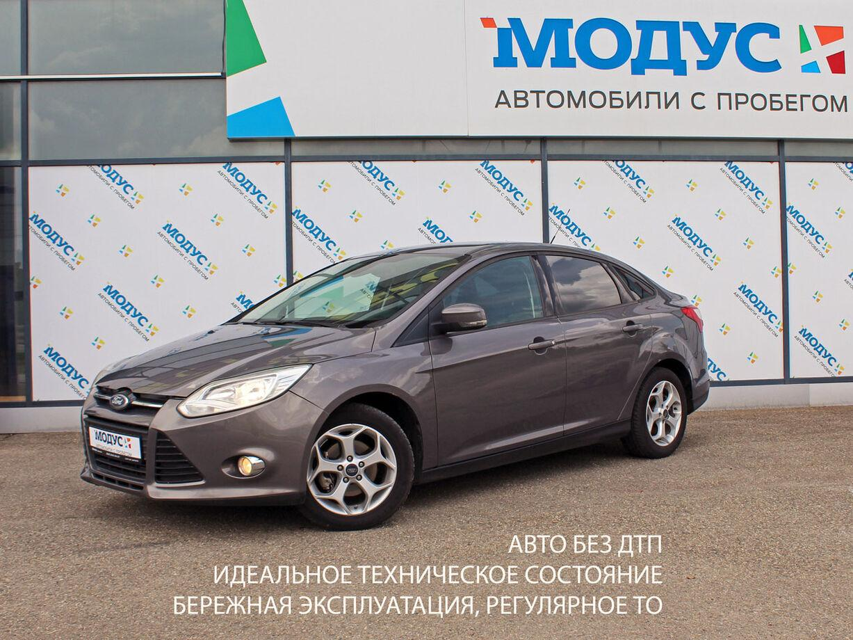 Ford Focus, III 2012г.