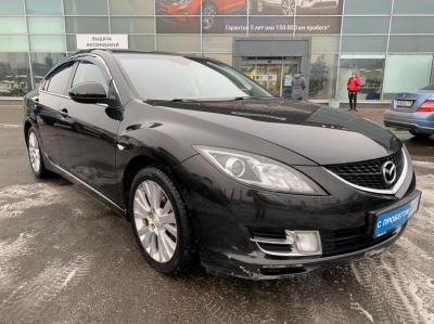 Mazda 6, II (GH)