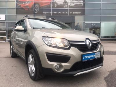 Renault Sandero, II