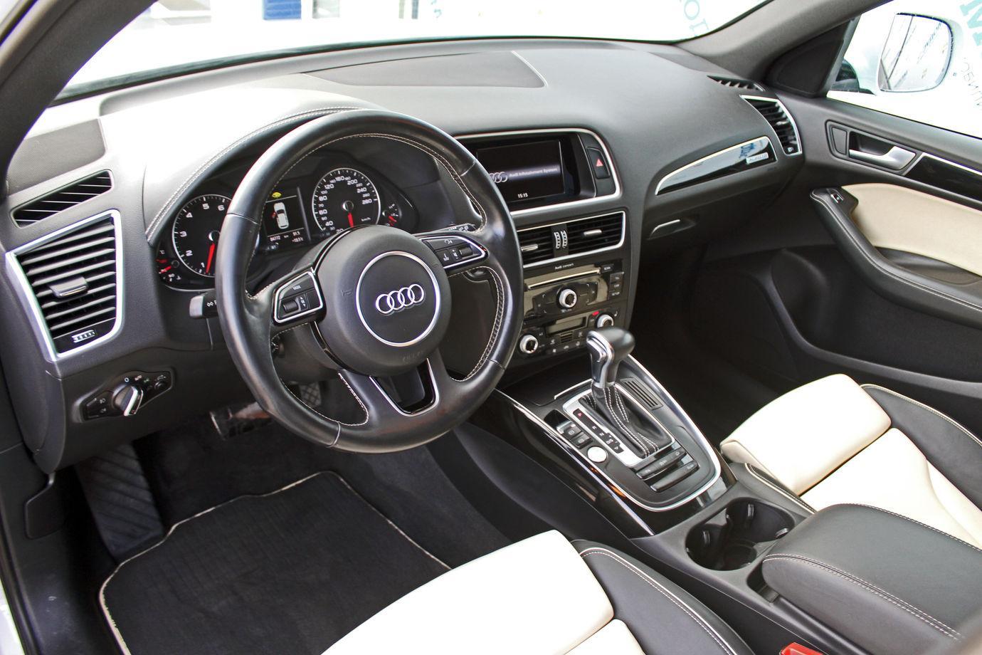 Audi Q5, I (8R) Рестайлинг 2016г.
