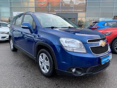 Chevrolet Orlando, I