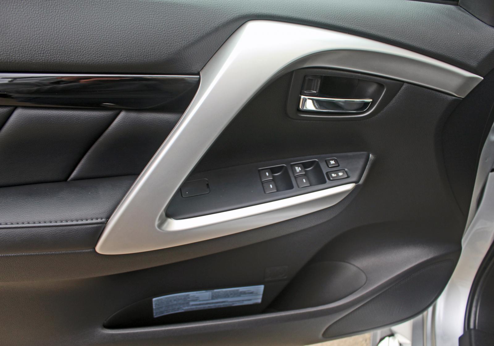 Mitsubishi Pajero Sport, III 2019г.