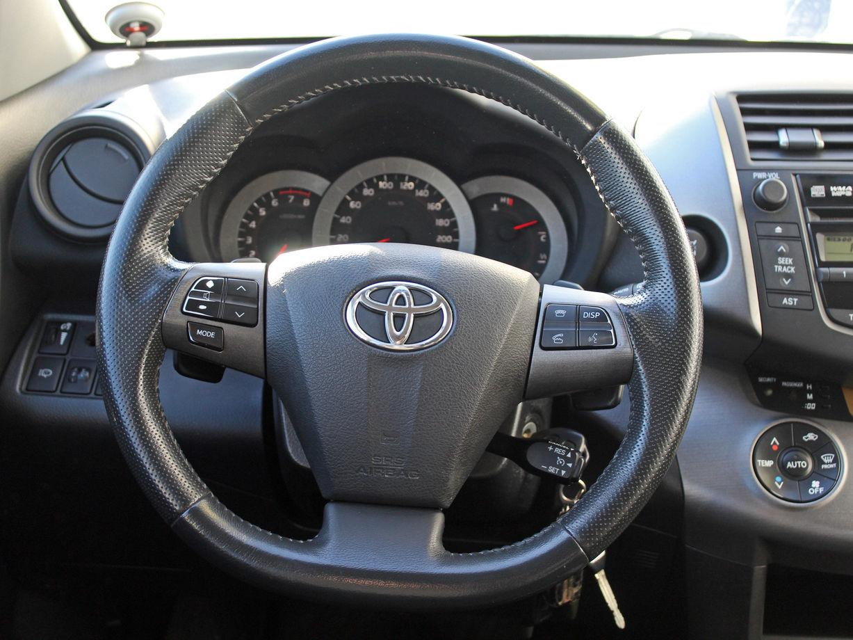 Toyota RAV4, III (XA30) Рестайлинг 2011г.