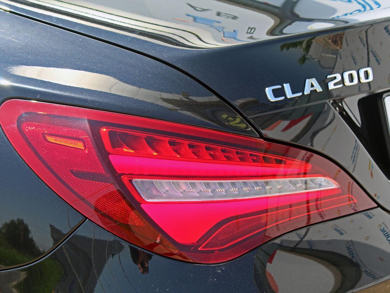Mercedes-Benz CLA, I (C117, X117) Рестайлинг 2016г.