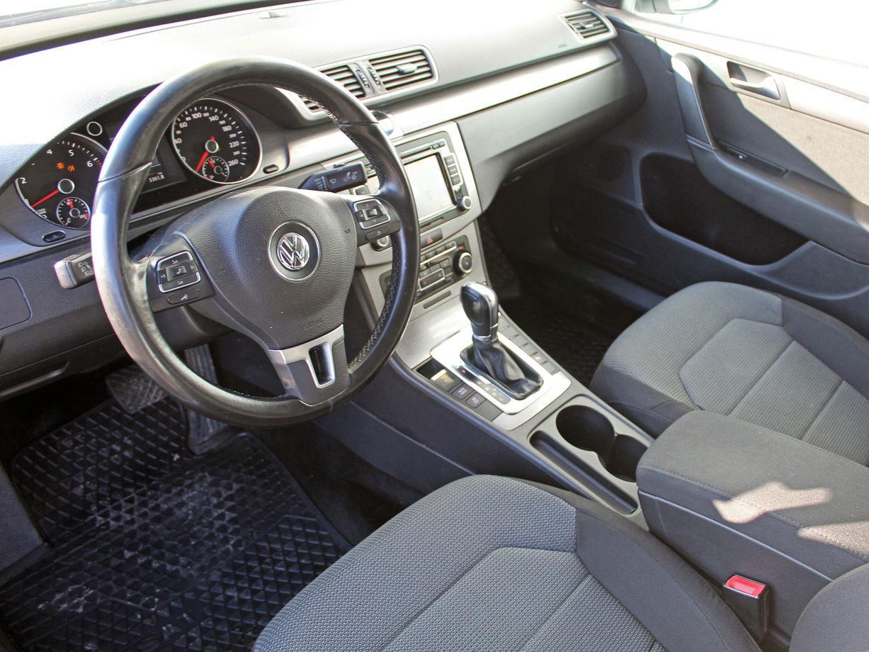 Volkswagen Passat, B7 2011г.