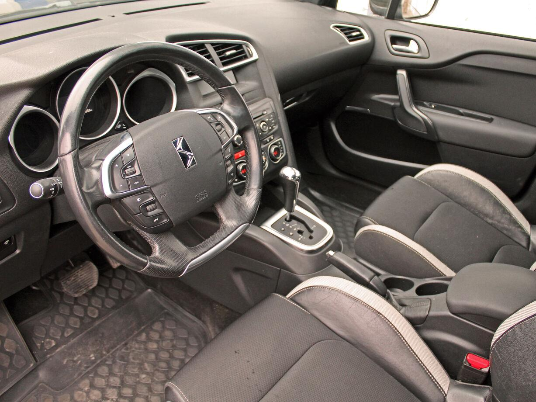 Citroen DS4, DS4 2012г.