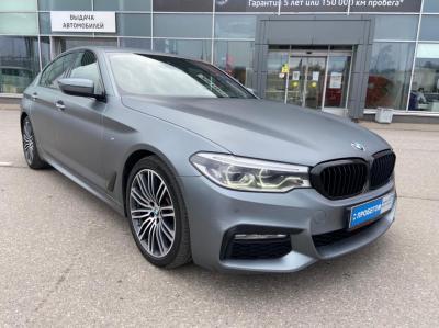 BMW 5 серии, VII (G30/G31)