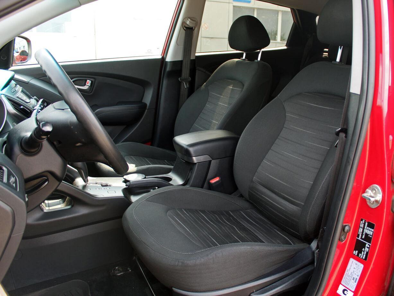 Hyundai ix35, I Рестайлинг 2014г.