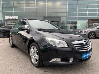 Opel Insignia, I